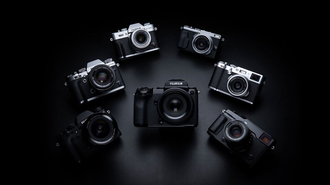 Fujifilm firmware updates for X-H1 (v1.1), X-E3 (v1.2), and X100F (v2.1)